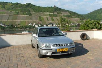 Hyundai Accent 1.5i GLS (2000)