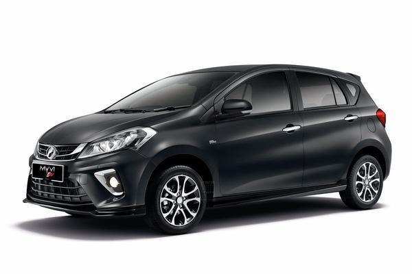Nieuwe Perodua MyVi gepresenteerd