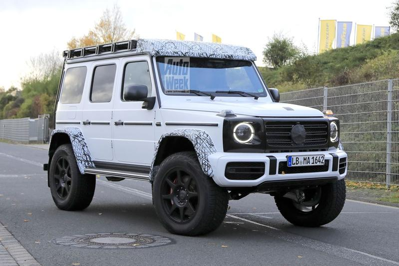 Mercedes-AMG G 4x4*2