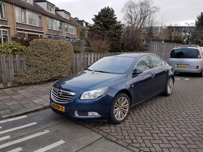 Opel Insignia 2.0 CDTI EcoFLEX 160pk S/S Cosmo (2012)