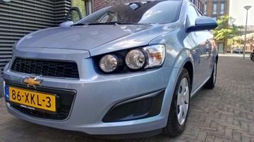Chevrolet Aveo 1.3D LT (2012)