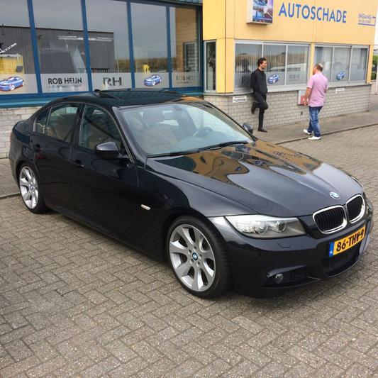 BMW 325i M Sport Edition (2012)