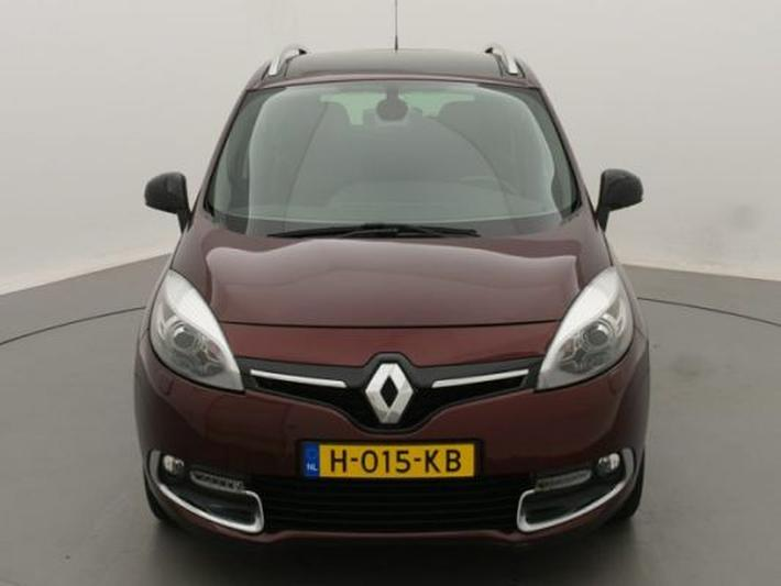 Renault Grand Scénic dCi 110 Energy Bose 7P (2015)