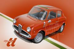 Zijn Tijd Vooruit: Alfa Romeo MiTo