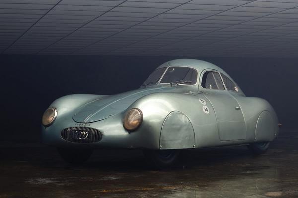 Porsche Type 64 toch niet verkocht door vreemde vergissing