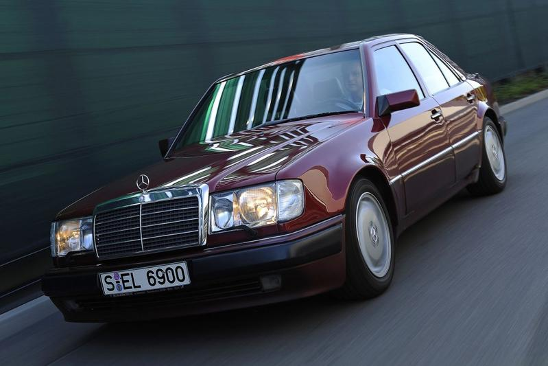Mercedes-Benz 250 D Turbo (1992)