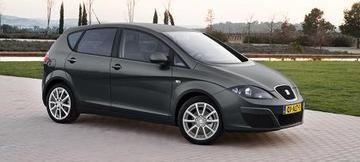 Seat Altea 1.2 TSI Ecomotive Style (2011)