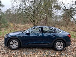 Audi e-tron Sportback 50 quattro edition (2020)