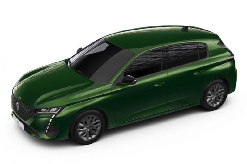 Peugeot 308 Back to Basics