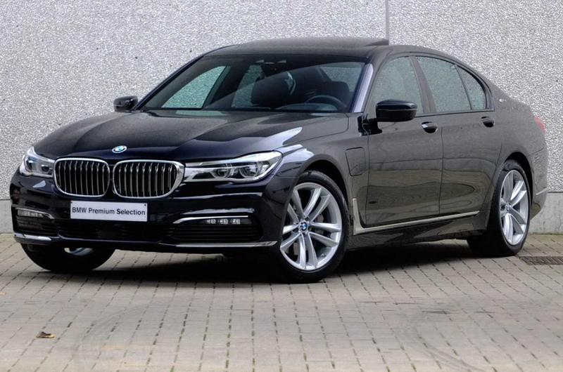 BMW 740e iPerformance High Executive (2017)