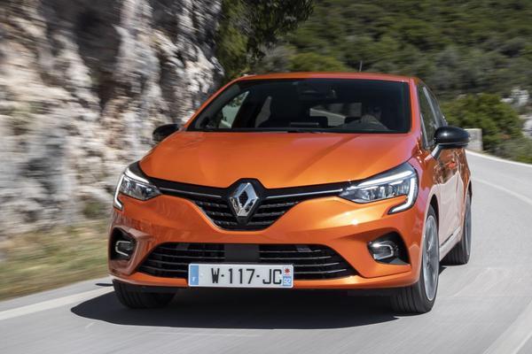 Renault Clio met voorkeur voor lpg in de orderboeken
