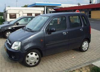 Opel Agila 1.2-16V Flexx Cool (2007)