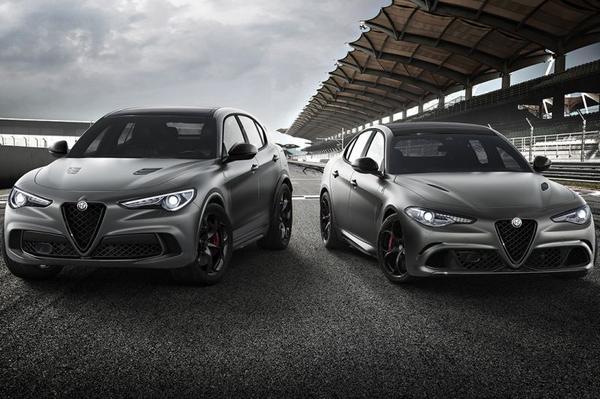 Alfa Romeo met speciale edities naar Genève