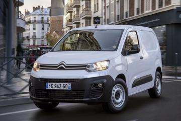 Citroën onthult elektrische ë-Berlingo Van