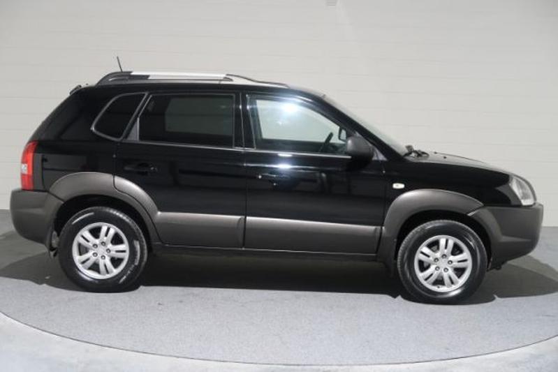 Hyundai Tucson 2.0i CVVT StyleVersion 2WD (2006)