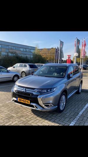 Mitsubishi Outlander PHEV Intense (2019)