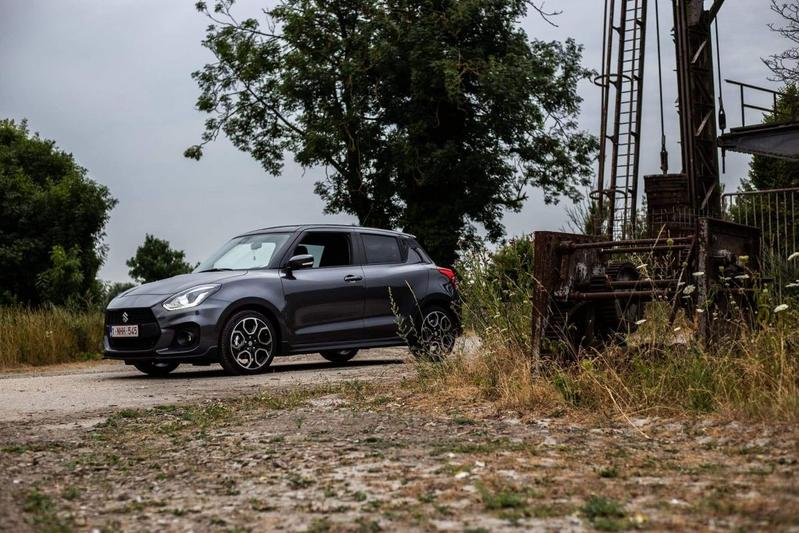 Suzuki Swift 1.4 Boosterjet Sport (2018)