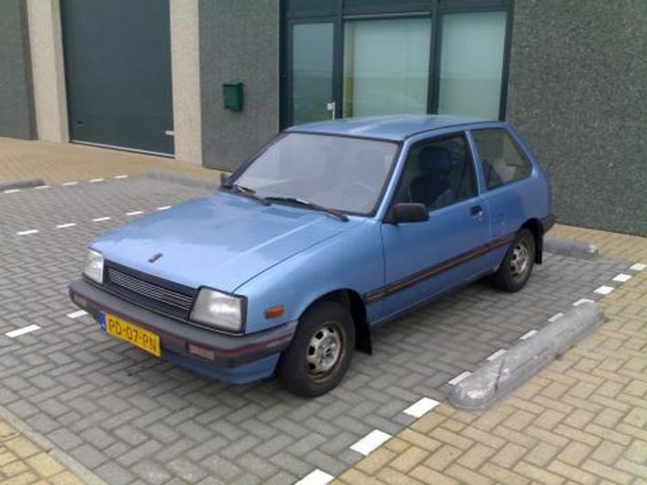 Suzuki Swift 1.3 GL (1986)