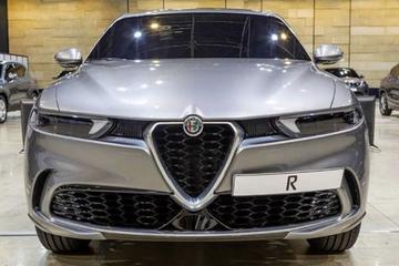 Alfa Romeo 'Brennero' wordt elektrische compacte SUV