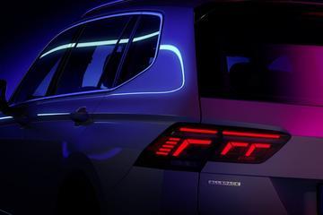 Vernieuwde Volkswagen Tiguan Allspace op komst