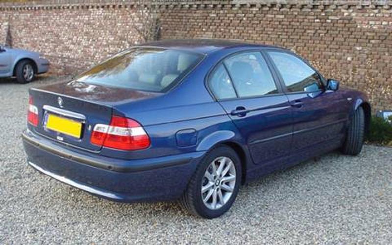 BMW 320d Executive (2003) #3