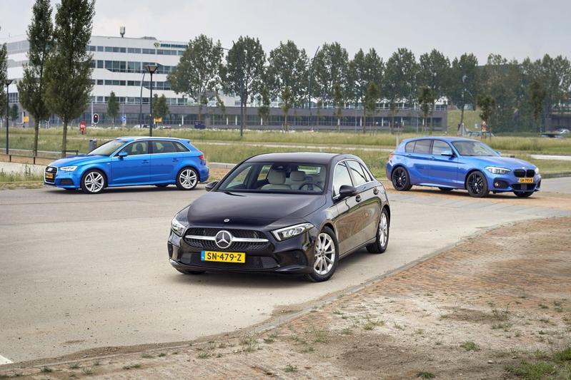Audi A3 - BMW 120i - Mercedes-Benz A200