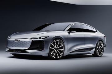 Audi A6 e-tron Concept: elektrisch naast de A6