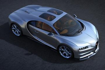 Sky View voor Bugatti Chiron