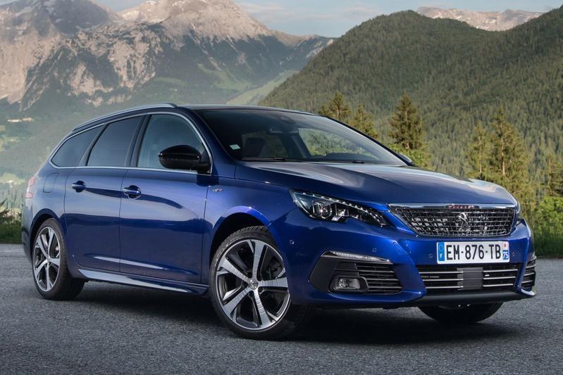 Peugeot 308 SW Blue Lease Premium 1.6 BlueHDi 120 (2018)
