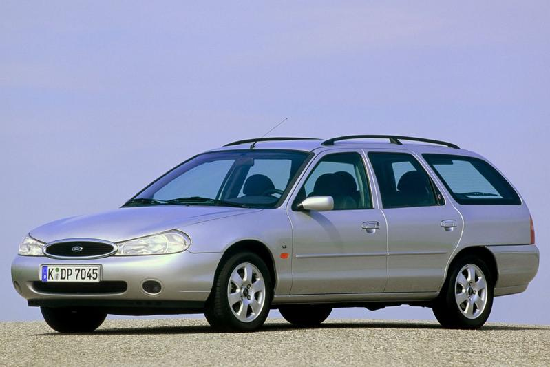 Ford Mondeo Wagon 2.0i (1998)