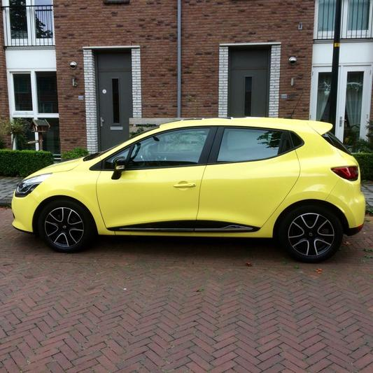 Renault Clio TCe 90 Energy Expression (2012)