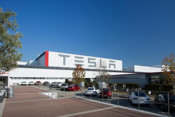 'Tesla wil fabriek net over Duitse grens'
