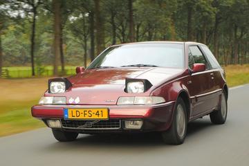 Volvo 480 ES - 1995 / 506.198 km - Klokje Rond