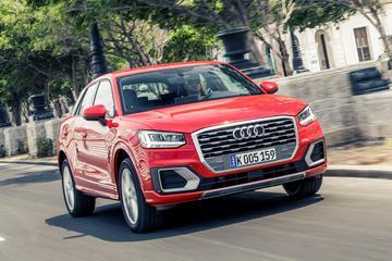 Nieuw instapmodel voor Audi Q2