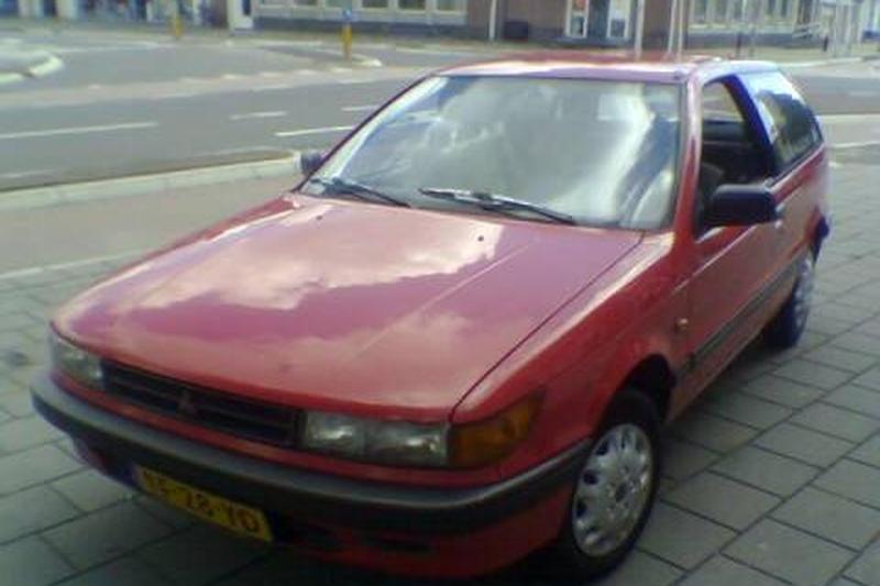 Mitsubishi Colt 1.3 EL (1990)