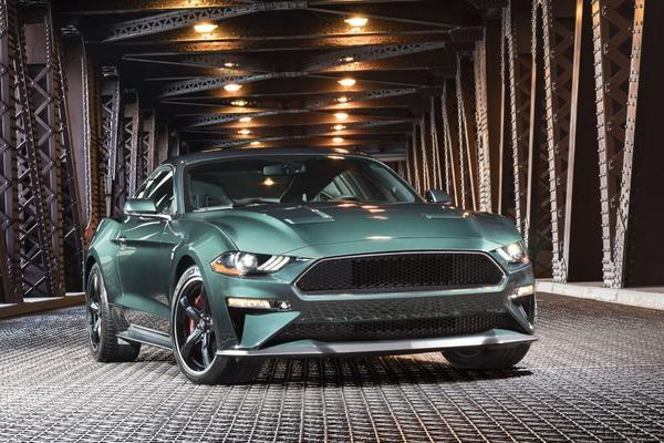 Ford Mustang Bullitt gepresenteerd