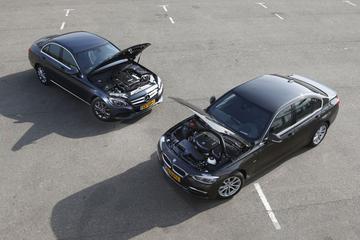 BMW 318i - Mercedes C 160