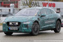 Jaguar i-Pace opnieuw in beeld