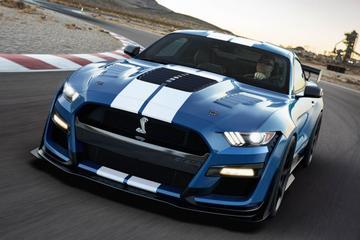 Shelby GT500 nog krachtiger met Carrolls handtekening
