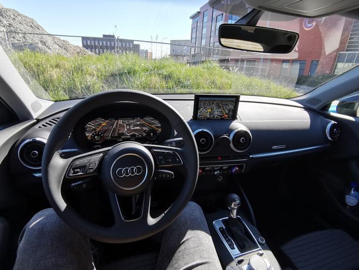 Audi A3 Sportback 35 TFSI Advance (2020)