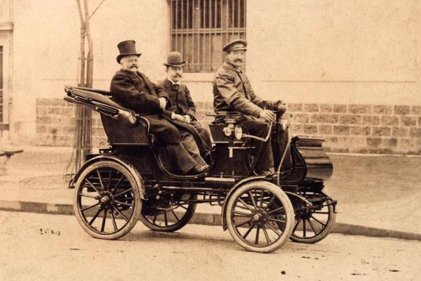 Achtergrond: de vroege jaren van Peugeot