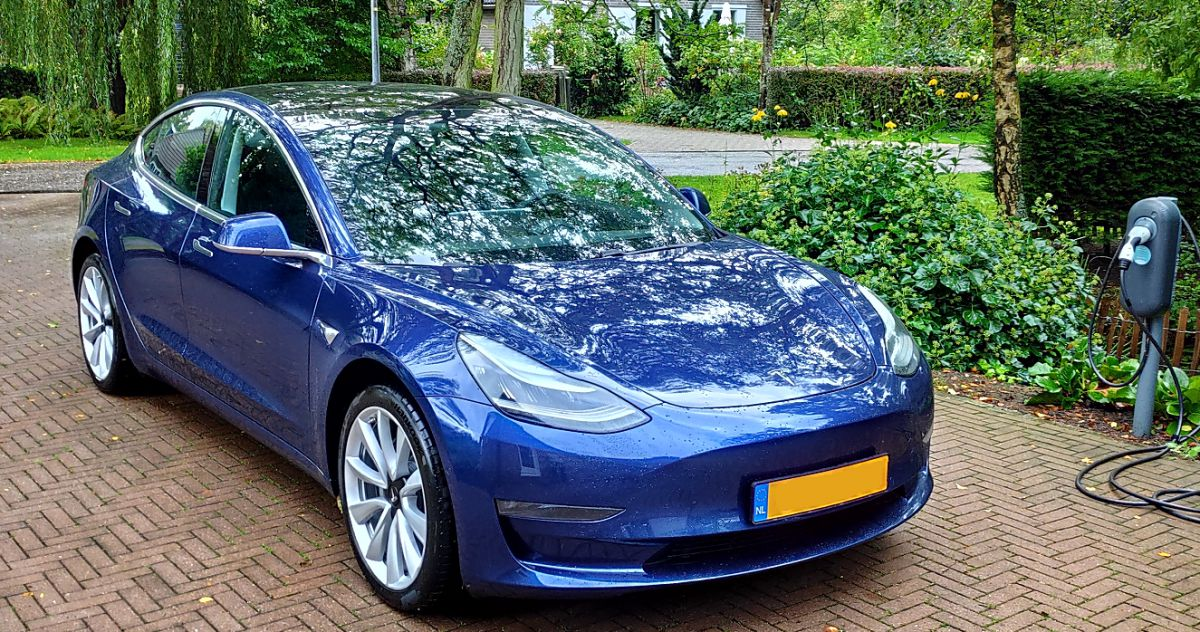Tesla Model 3 Long Range AWD (2019) #22 review - AutoWeek.nl