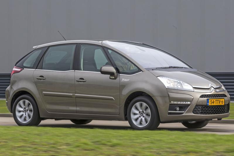 Citroën C4 Picasso 2006 – 2013 - Doorgelicht