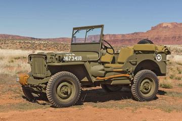 Hoe de Willys Jeep eerst landen veroverde en nu harten