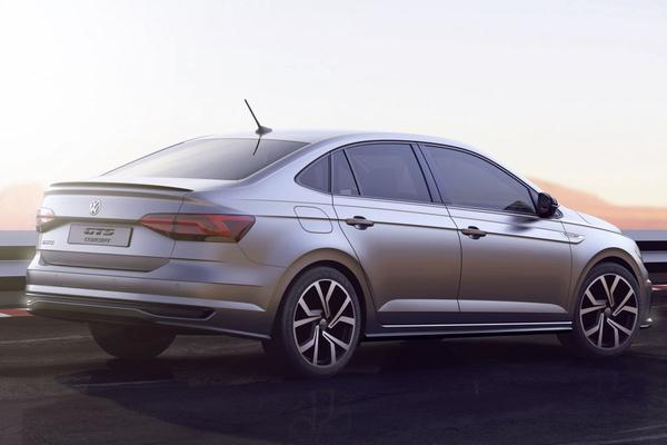 Volkswagen Virtus GTS is Polo Sedan GTI