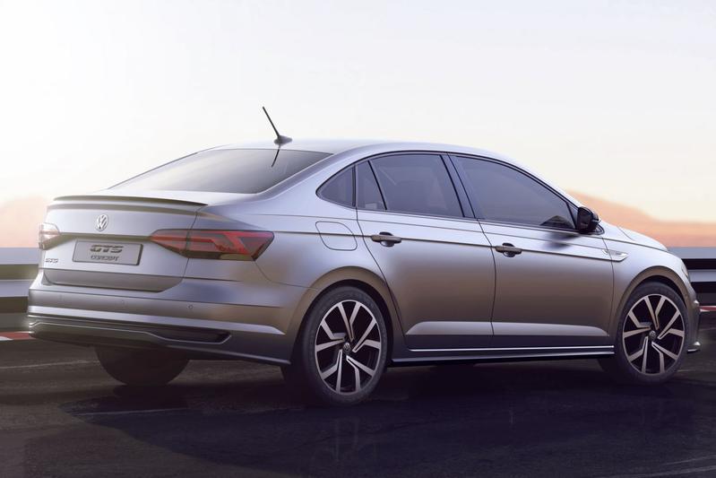 Volkswagen Polo Virtus GTS Concept