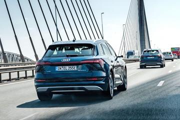 Audi E-tron - Reportage