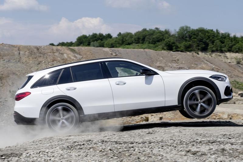 Mercedes-Benz C-klasse All-Terrain