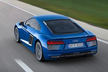Audi trekt stekker uit R8 E-Tron