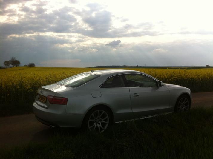 Audi A5 Coupé 2.7 TDI Pro Line (2009)